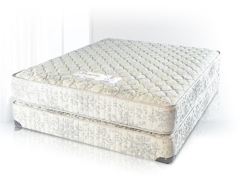 法蘭西新硬單人床墊
