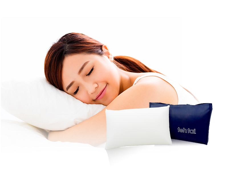 德泰美國乳膠枕頭